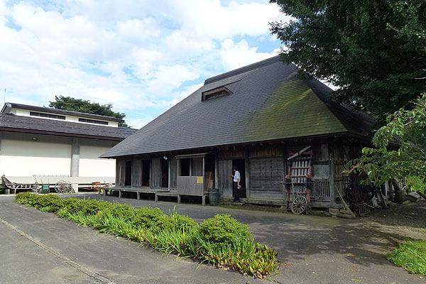 南郷歴史民俗資料館