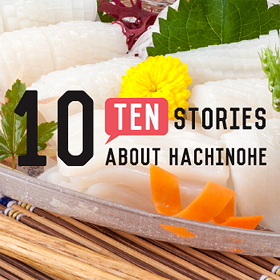 TEN STORIES ABOUT HASHINOHE