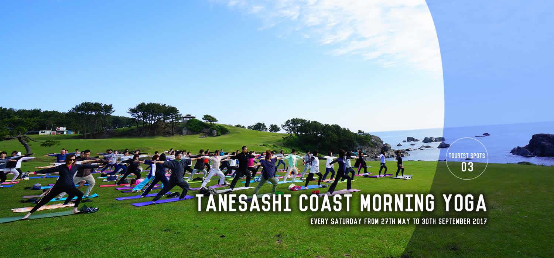 TANESASHI COAST MORNING YOGA