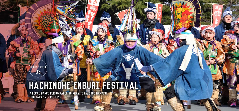 Hachinohe Enburi Festival